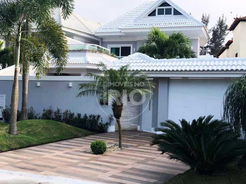 Melhores Imóveis no Rio - Casa 6 quartos no Condomínio Interlagos de Itaúna - CB0378 - 1
