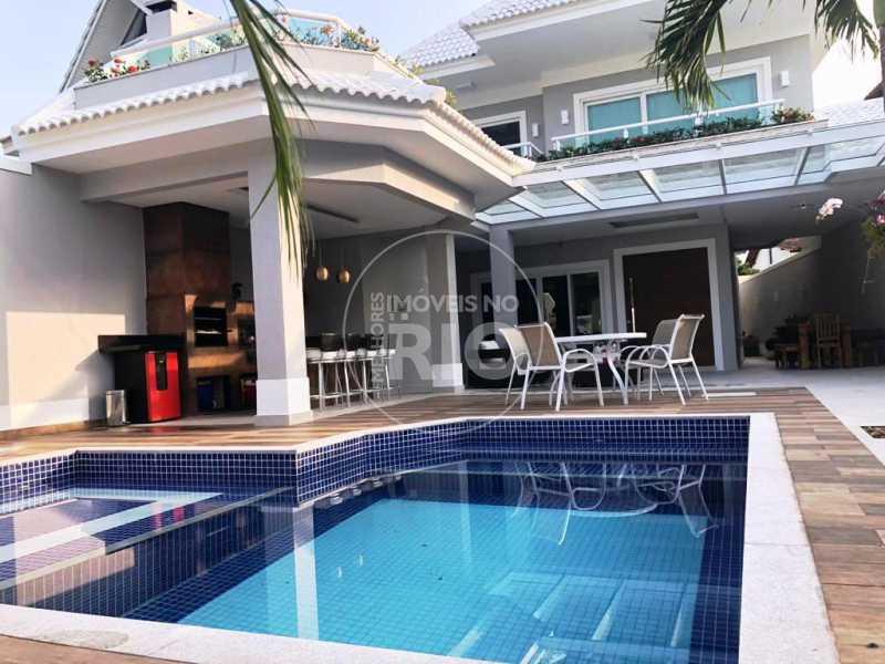 Melhores Imóveis no Rio - Casa 6 quartos no Condomínio Interlagos de Itaúna - CB0378 - 4