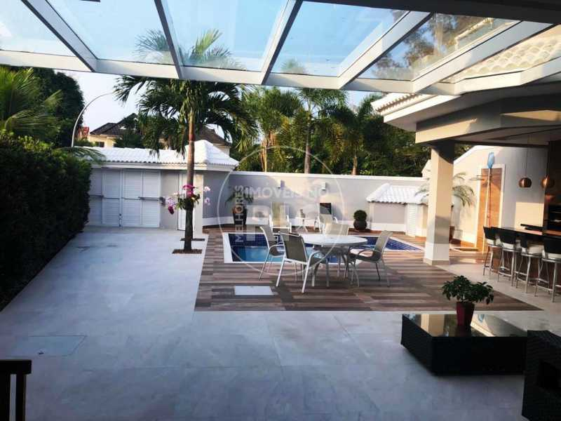 Melhores Imóveis no Rio - Casa 6 quartos no Condomínio Interlagos de Itaúna - CB0378 - 5