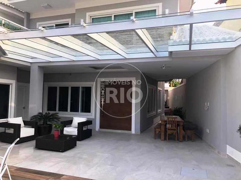 Melhores Imóveis no Rio - Casa 6 quartos no Condomínio Interlagos de Itaúna - CB0378 - 7