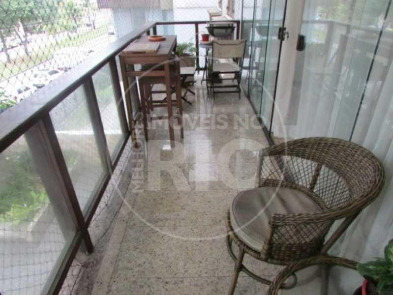 Melhores Imóveis no Rio - Apartamento 4 quartos na Barra da Tijuca - MIR0482 - 9