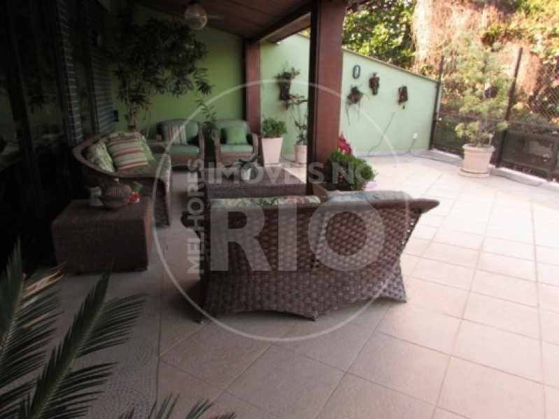 Melhores Imóveis no Rio - Cobertura 4 quartos na Barra da Tijuca - MIR0502 - 3