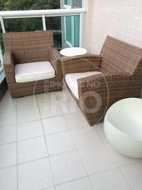 Melhores Imóveis no Rio - Apartamento 3 quartos na Barra da TIjuca - MIR0507 - 3