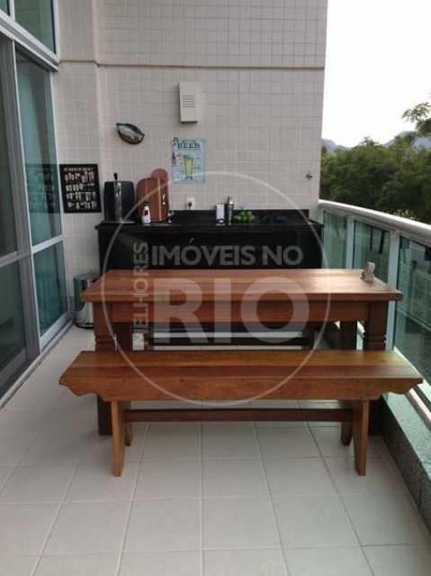 Melhores Imóveis no Rio - Apartamento 3 quartos na Barra da TIjuca - MIR0507 - 4