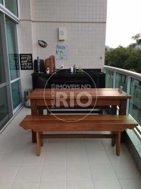 Melhores Imóveis no Rio - Apartamento 3 quartos na Barra da TIjuca - MIR0507 - 21