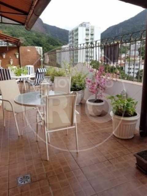 Melhores Imóveis no Rio - Cobertura 2 quartos na Tijuca - MIR0541 - 5