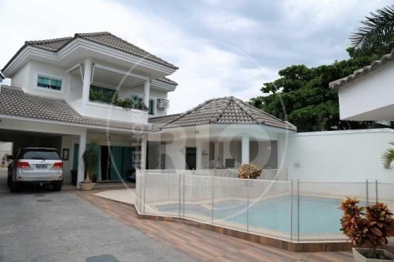 Melhores Imóveis no Rio - Casa no Condomínio Interlagos de Itaúna - CB0387 - 1