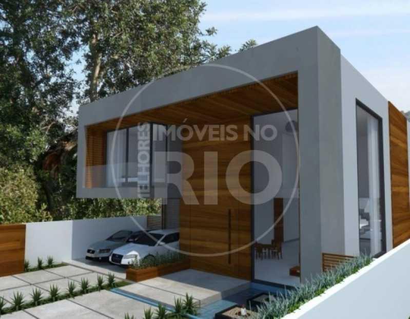 Melhores Imóveis no Rio - Casa 5 quartos no Condomínio Alphaville - CB0397 - 3