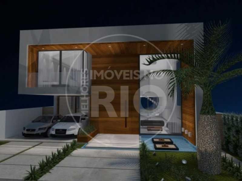 Melhores Imóveis no Rio - Casa 5 quartos no Condomínio Alphaville - CB0397 - 4
