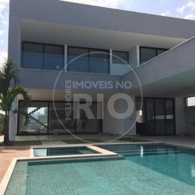 Melhores Imóveis no Rio - Casa 5 quartos no Condomínio Alphaville - CB0397 - 6