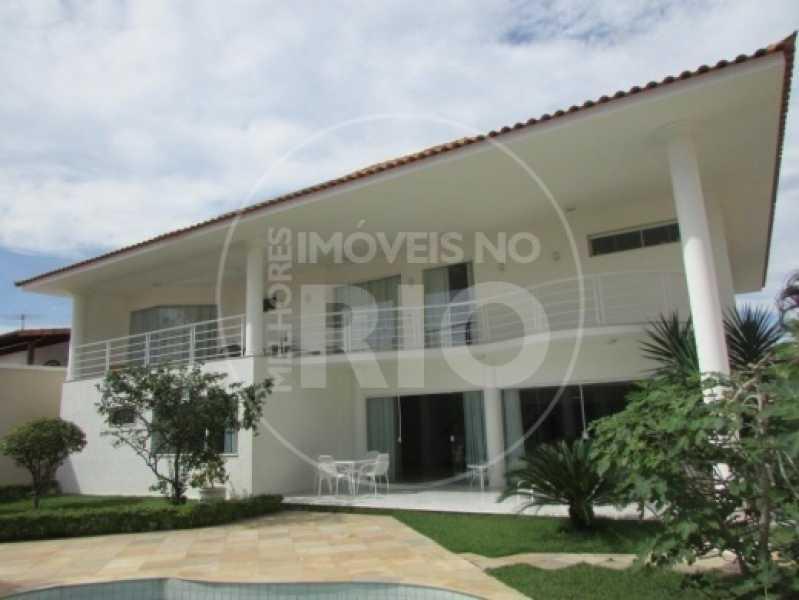 Melhores Imóveis no Rio - Casa 5 quartos no Condomínio Lagoa Mar Norte - CB0399 - 1
