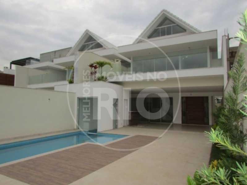 Melhores Imóveis no Rio - Casa 5 quartos no Condomínio Blue Houses - CB0403 - 1