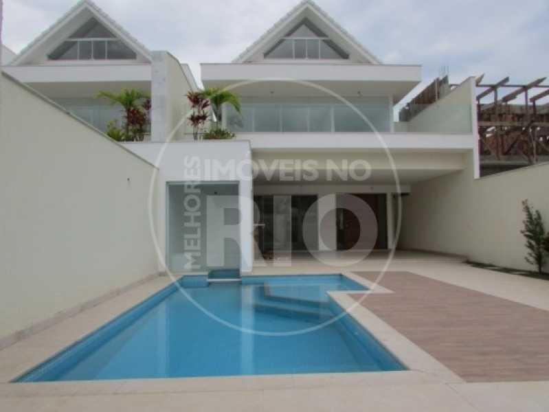 Melhores Imóveis no Rio - Casa 5 quartos no Condomínio Blue Houses - CB0403 - 4