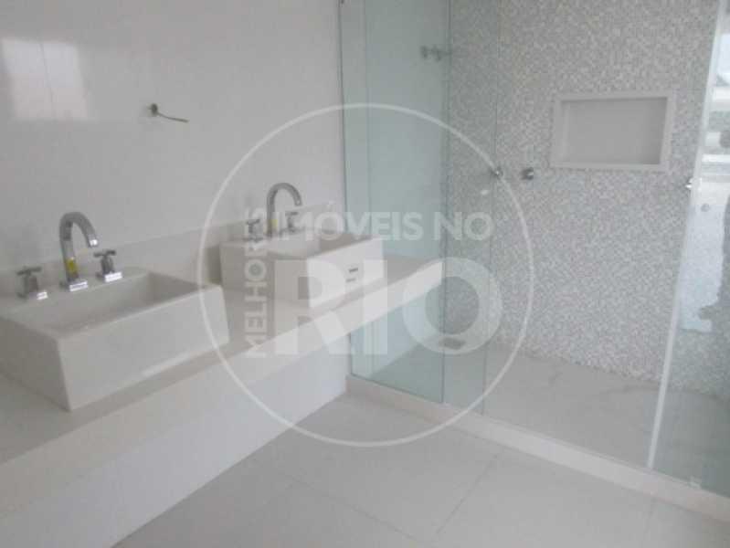 Melhores Imóveis no Rio - Casa 5 quartos no Condomínio Blue Houses - CB0403 - 26