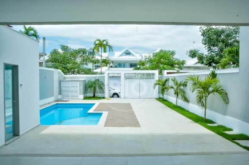 Melhores Imóveis no Rio - CASA NO CONDOMÍNIO BLUE HOUSES - CB0404 - 4