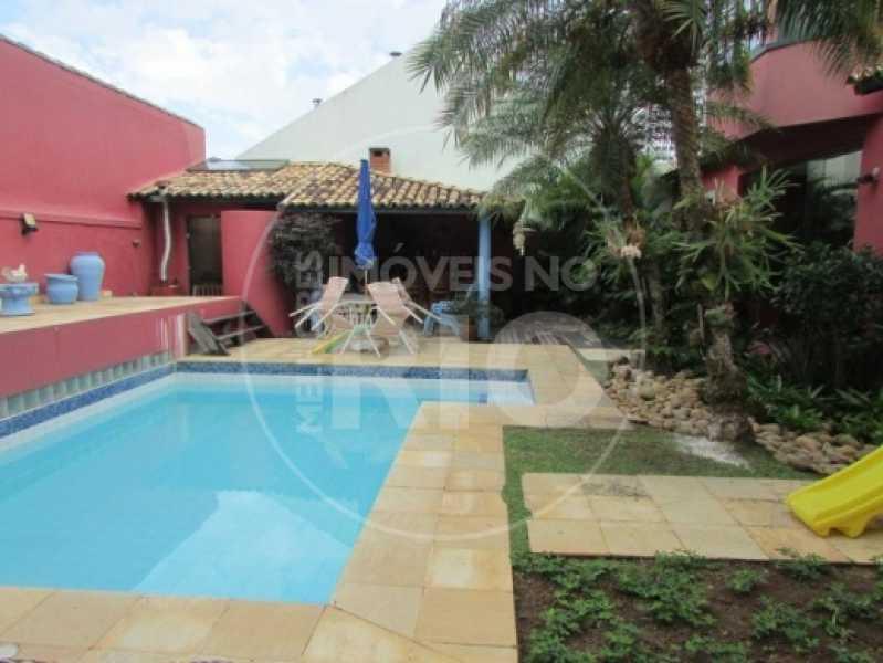 Melhores Imóveis no Rio - Casa 4 quartos no Condomínio Cristal Lake - CB0406 - 1