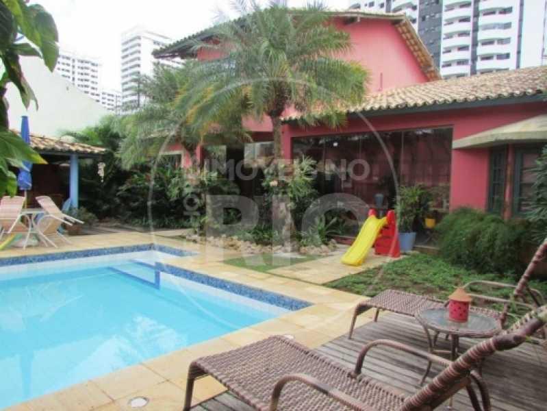 Melhores Imóveis no Rio - Casa 4 quartos no Condomínio Cristal Lake - CB0406 - 3