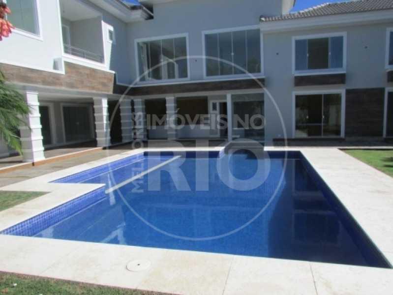 Melhores Imóveis no Rio - Casa 5 quartos no Condomínio Mansões - CB0409 - 3