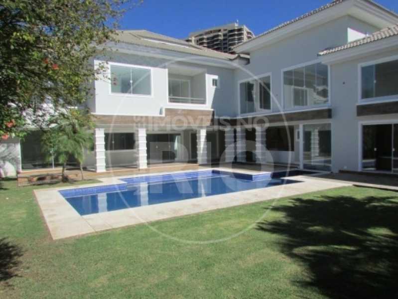 Melhores Imóveis no Rio - Casa 5 quartos no Condomínio Mansões - CB0409 - 4