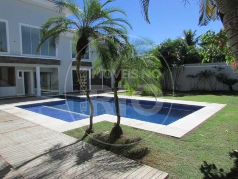 Melhores Imóveis no Rio - Casa 5 quartos no Condomínio Mansões - CB0409 - 5