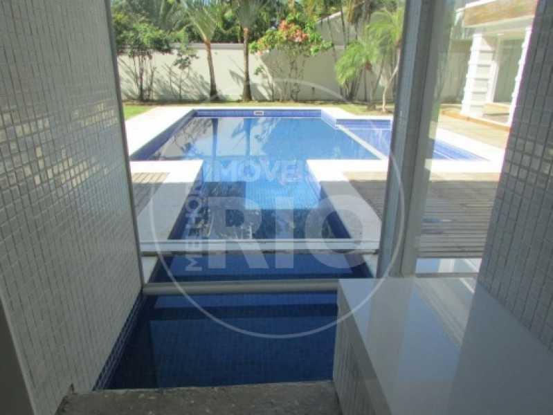Melhores Imóveis no Rio - Casa 5 quartos no Condomínio Mansões - CB0409 - 6