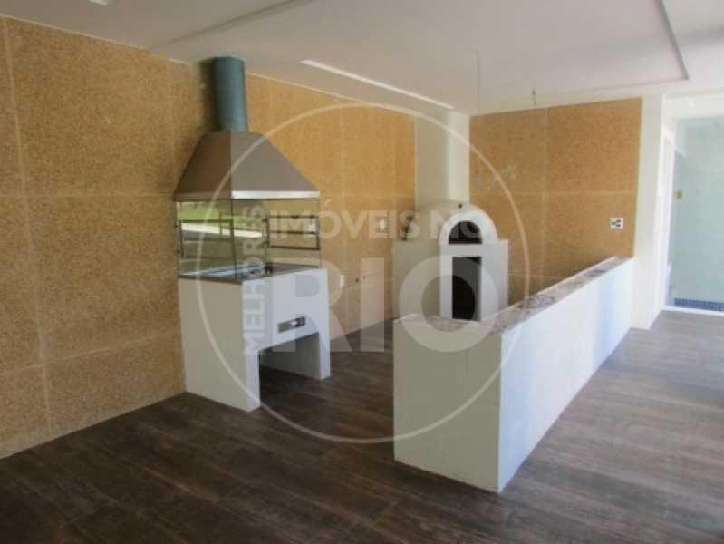 Melhores Imóveis no Rio - Casa 5 quartos no Condomínio Mansões - CB0409 - 8