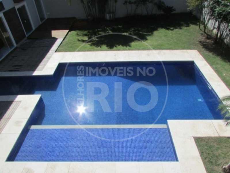 Melhores Imóveis no Rio - Casa 5 quartos no Condomínio Mansões - CB0409 - 9