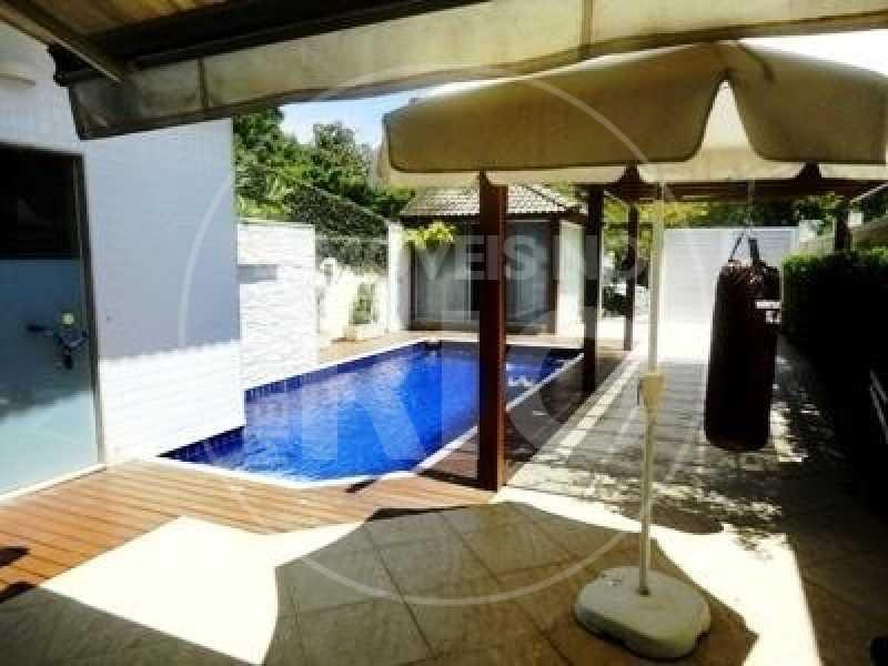 Melhores Imóveis no Rio - Casa 4 quartos no Condomínio Rio Mar - CB0460 - 4