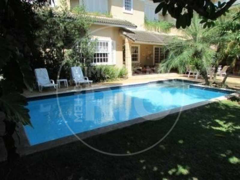 Melhores Imóveis no Rio - Casa 5 quartos no Condomínio Santa Marina - CB0464 - 1