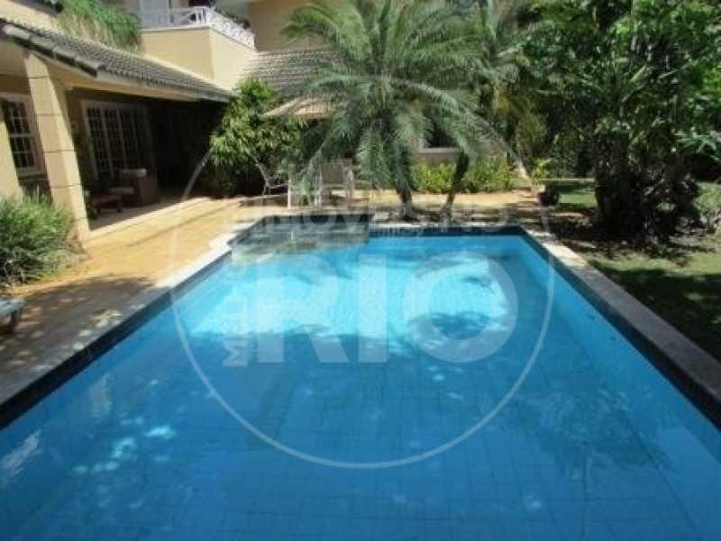 Melhores Imóveis no Rio - Casa 5 quartos no Condomínio Santa Marina - CB0464 - 4