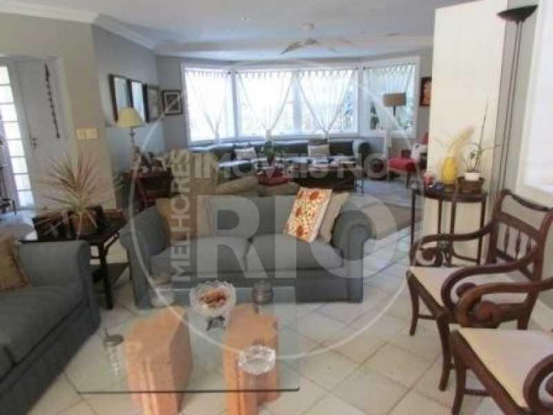 Melhores Imóveis no Rio - Casa 5 quartos no Condomínio Santa Marina - CB0464 - 11