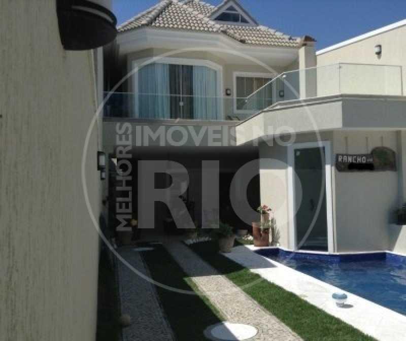 Melhores Imóveis no Rio - Casa 4 quartos no Condomínio Rio Mar - CB0466 - 1