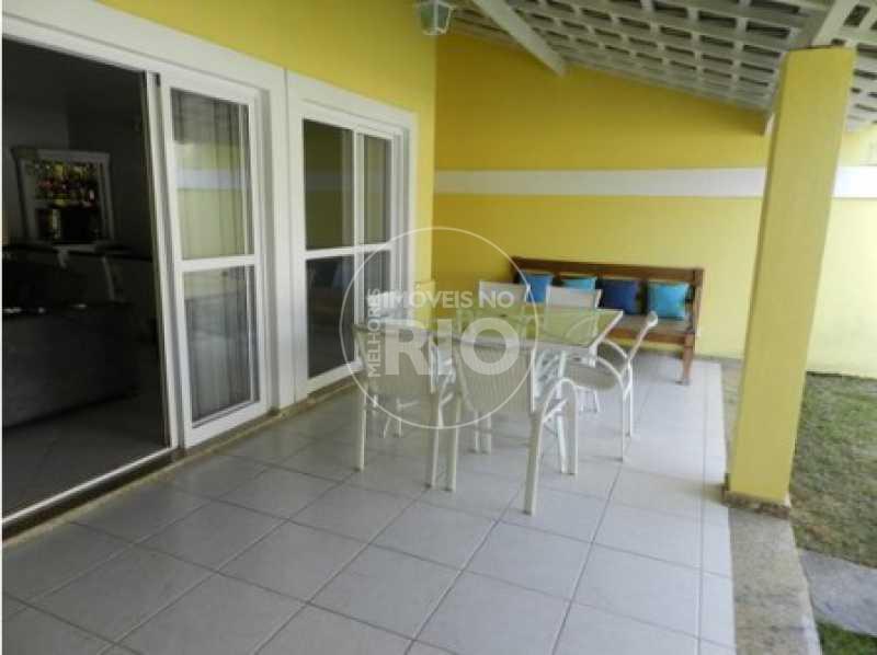 Melhores Imóveis no Rio - Casa 4 quartos no Condomínio Alvorada da Barra - CB0484 - 15
