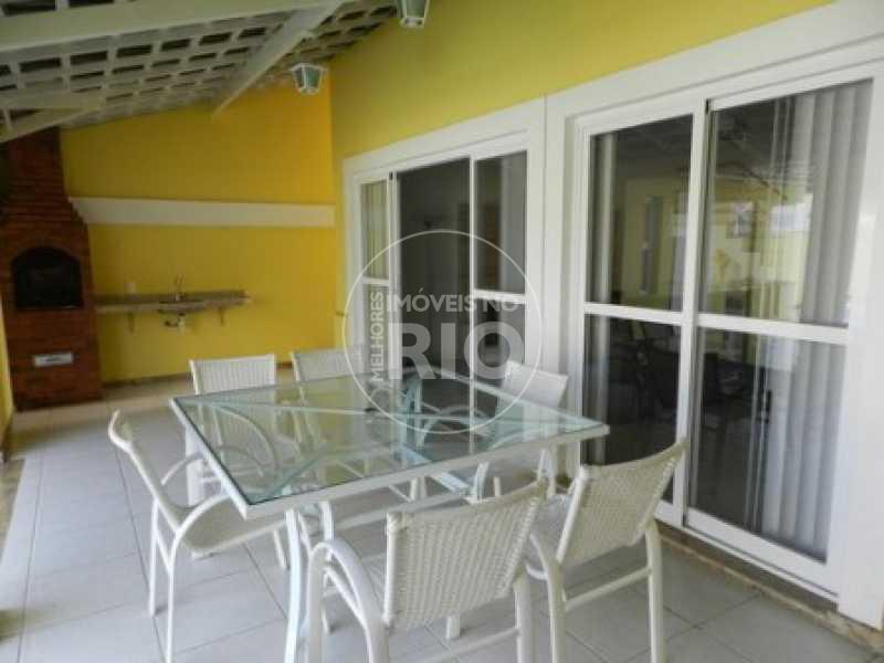 Melhores Imóveis no Rio - Casa 4 quartos no Condomínio Alvorada da Barra - CB0484 - 16