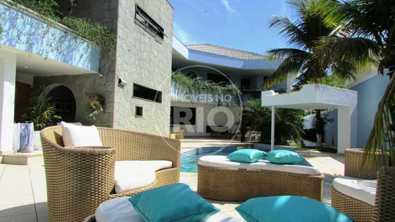 Melhores Imóveis no Rio - Casa no Condomínio Novo Leblon - CB0488 - 1