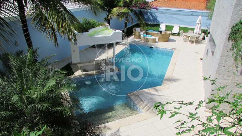 Melhores Imóveis no Rio - Casa no Condomínio Novo Leblon - CB0488 - 3