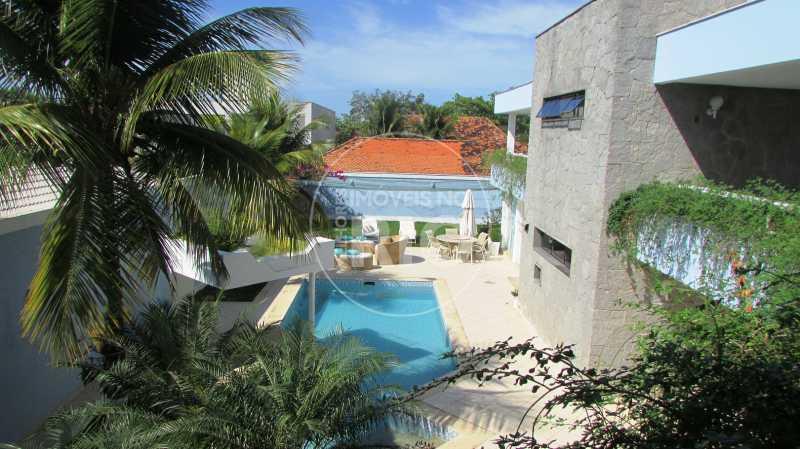 Melhores Imóveis no Rio - Casa no Condomínio Novo Leblon - CB0488 - 4
