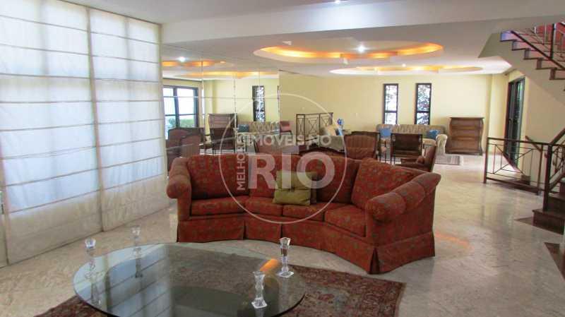 Melhores Imóveis no Rio - Casa no Condomínio Novo Leblon - CB0488 - 9