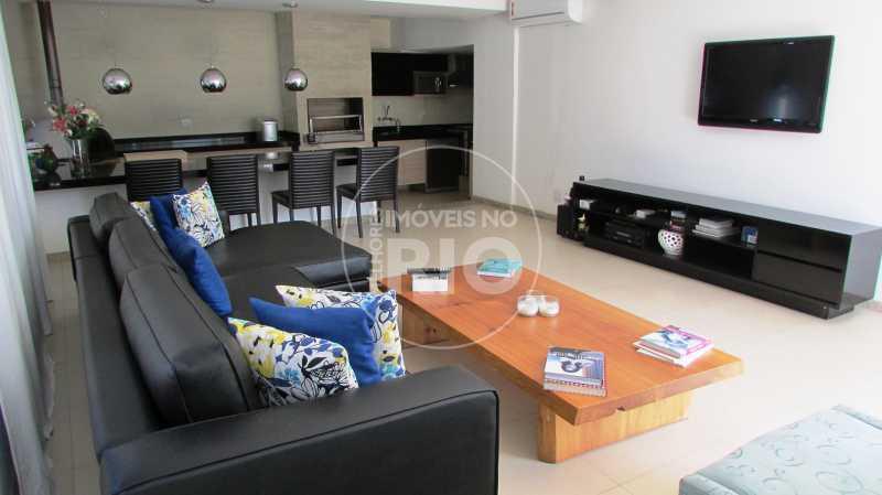 Melhores Imóveis no Rio - Casa no Condomínio Novo Leblon - CB0488 - 13