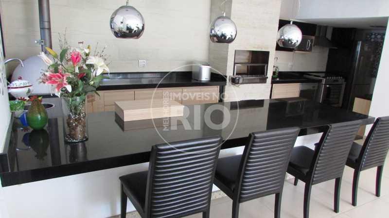 Melhores Imóveis no Rio - Casa no Condomínio Novo Leblon - CB0488 - 14