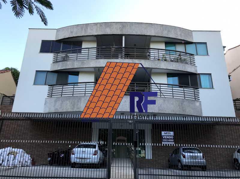 A - Apartamento à venda Rua São Bernardo do Campo,Vila Valqueire, Rio de Janeiro - R$ 560.000 - RF101 - 1