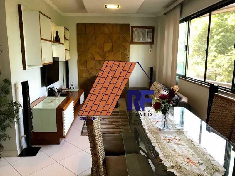 IMG_6118 - Apartamento à venda Rua São Bernardo do Campo,Vila Valqueire, Rio de Janeiro - R$ 560.000 - RF101 - 3