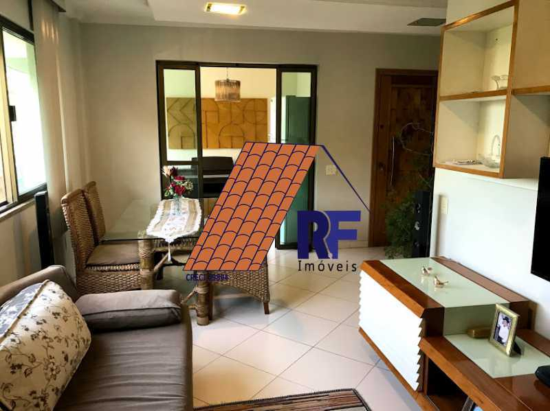 IMG_6119 - Apartamento à venda Rua São Bernardo do Campo,Vila Valqueire, Rio de Janeiro - R$ 560.000 - RF101 - 4