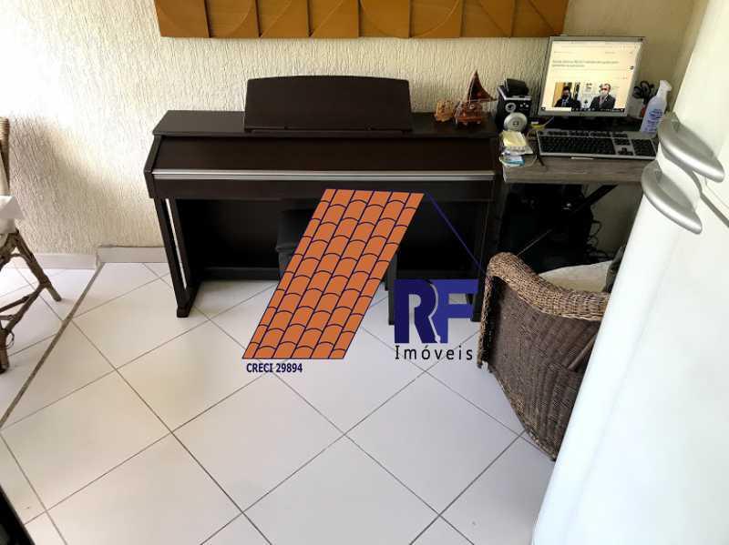 IMG_6120 - Apartamento à venda Rua São Bernardo do Campo,Vila Valqueire, Rio de Janeiro - R$ 560.000 - RF101 - 5