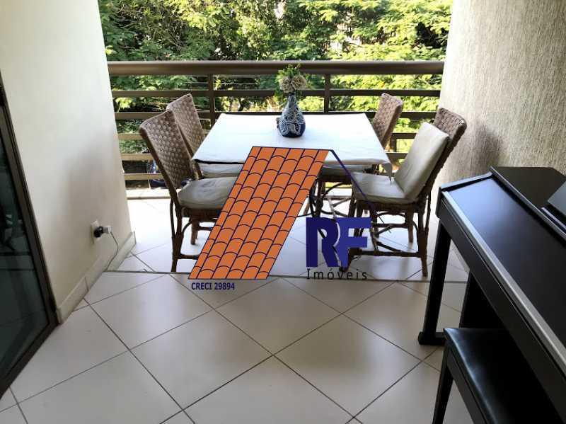 IMG_6121 - Apartamento à venda Rua São Bernardo do Campo,Vila Valqueire, Rio de Janeiro - R$ 560.000 - RF101 - 6