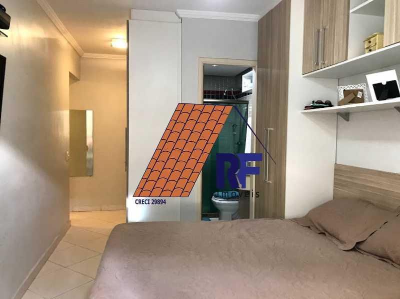 IMG_6132 - Apartamento à venda Rua São Bernardo do Campo,Vila Valqueire, Rio de Janeiro - R$ 560.000 - RF101 - 17