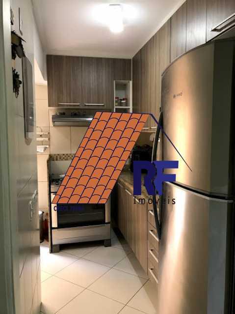 IMG_6139 - Apartamento à venda Rua São Bernardo do Campo,Vila Valqueire, Rio de Janeiro - R$ 560.000 - RF101 - 24