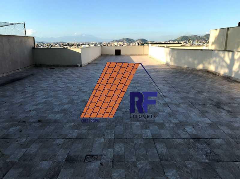 IMG_6140 - Apartamento à venda Rua São Bernardo do Campo,Vila Valqueire, Rio de Janeiro - R$ 560.000 - RF101 - 25