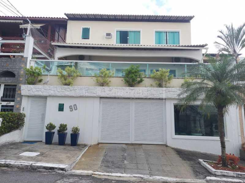 Casa em Condomínio à venda Rua Porto Salvo,Vila Valqueire, Rio de Janeiro - R$ 1.900.000 - RF243 - 1