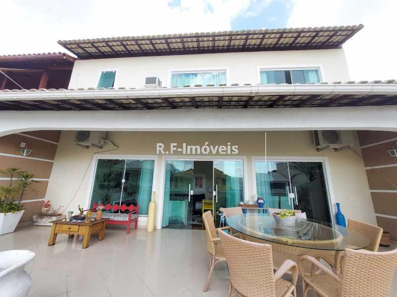 20210518_103809 - Casa em Condomínio à venda Rua Porto Salvo,Vila Valqueire, Rio de Janeiro - R$ 1.900.000 - RF243 - 6